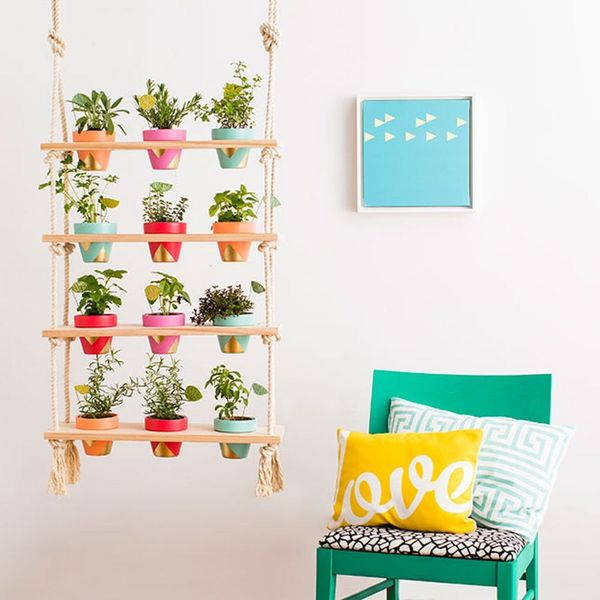 This Gorgeous Vertical Garden Will Fit in Any Space
