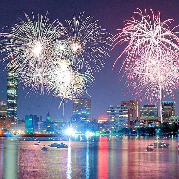 10 Amazing Fireworks Shows You'll Wish You Were at on July 4th