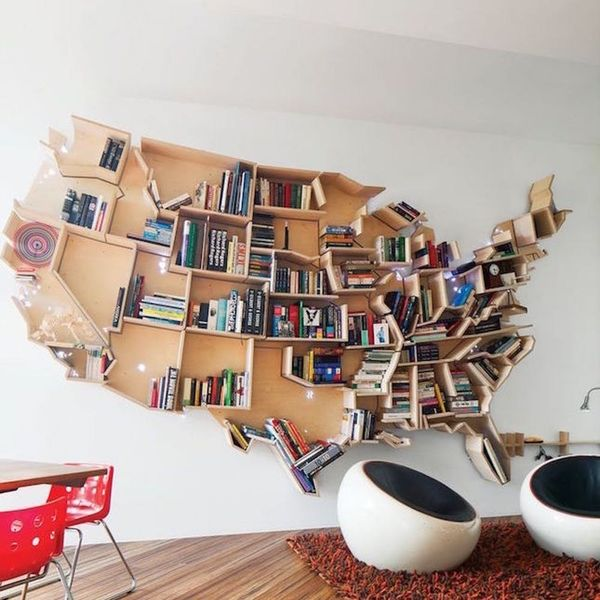 11 Creative Ways to Style Your Space With Books