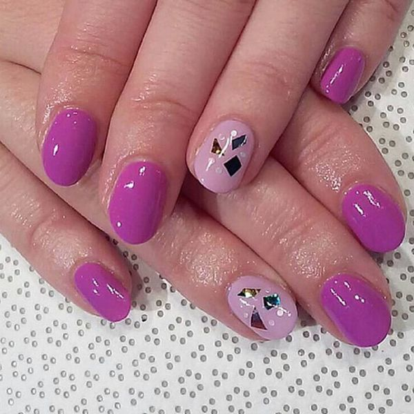 This Is Summer's Hottest New Nail Art Trend