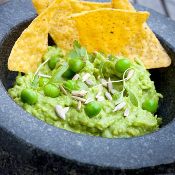 This Just Might Be the Weirdest Thing You Can Put in Guacamole