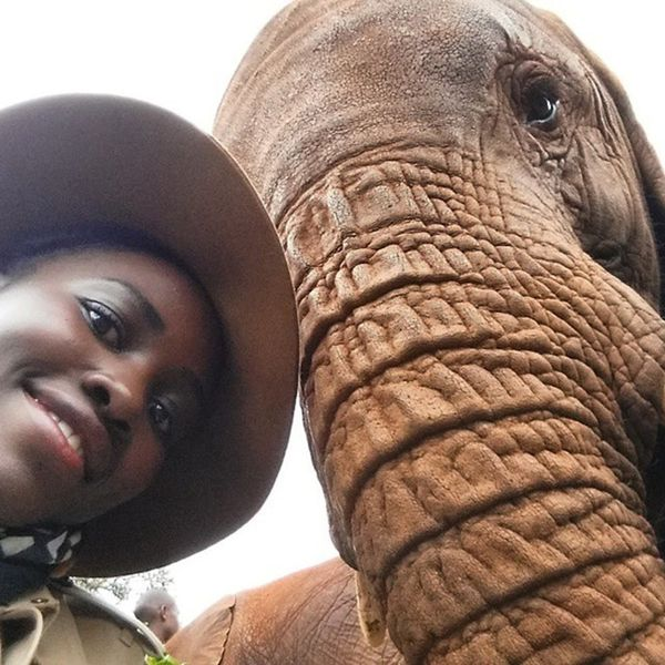 You Have to See the Pictures from Lupita Nyong'o's Homecoming Kenya Trip
