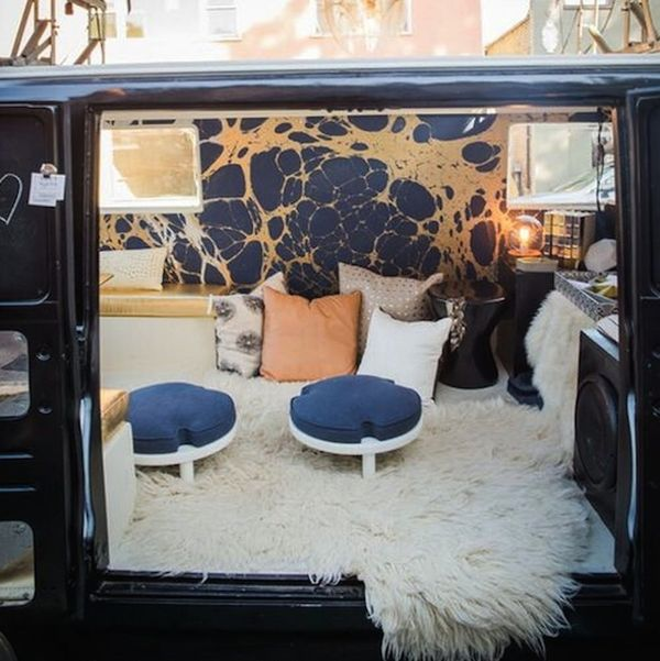 This Is the Craziest Small Space Makeover You've Ever Seen