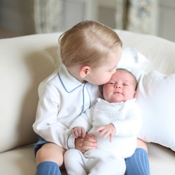 Princess Charlotte Has a *Major* Milestone Coming Up