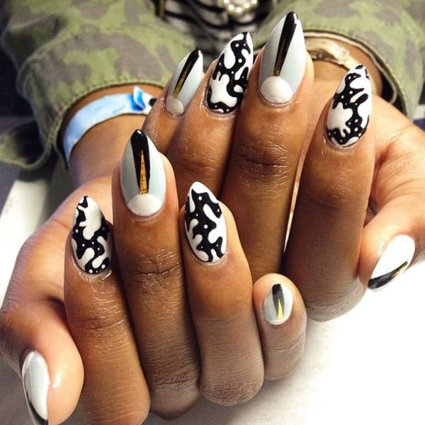 How to Quit Your Job and Become a Nail Artist