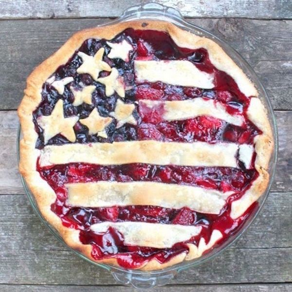 16 Flag Foods for Your 4th of July Party