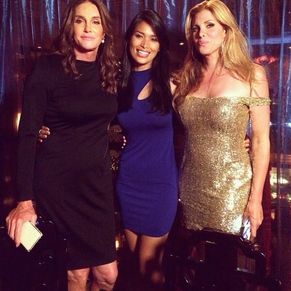 Caitlyn Jenner's Recent Dinner Date Is Ultimate #SquadGoals