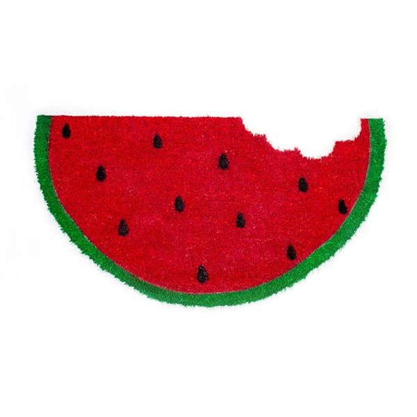This Watermelon Doormat Is So Freakin' Cute You Might Not Want to Step on It