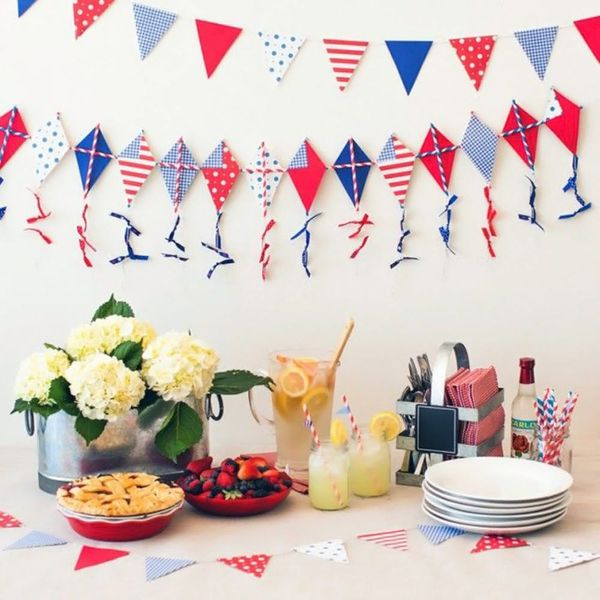 17 Ways to Make Decorating for July 4th a Blast