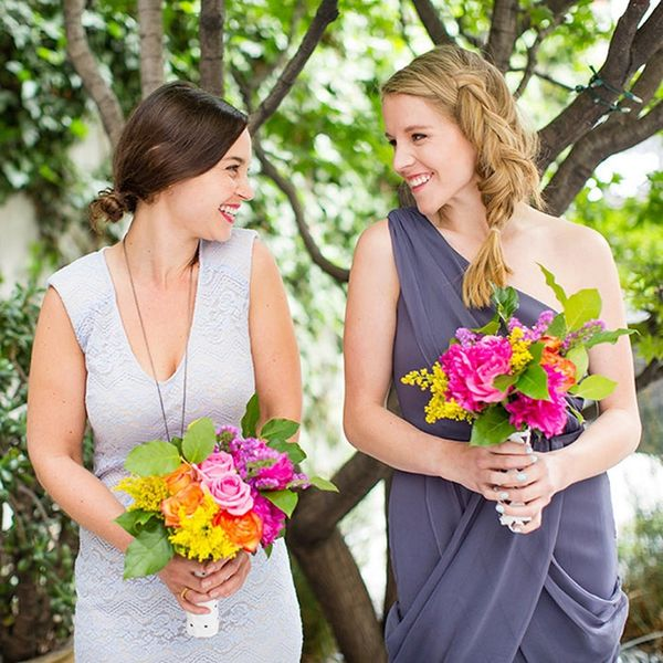 Here's How Easy It Is to Become an Officiant for Your BFF's Wedding