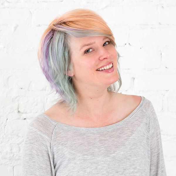 Rainbow Hair at Home? It's Possible With This Game-Changing Hack!