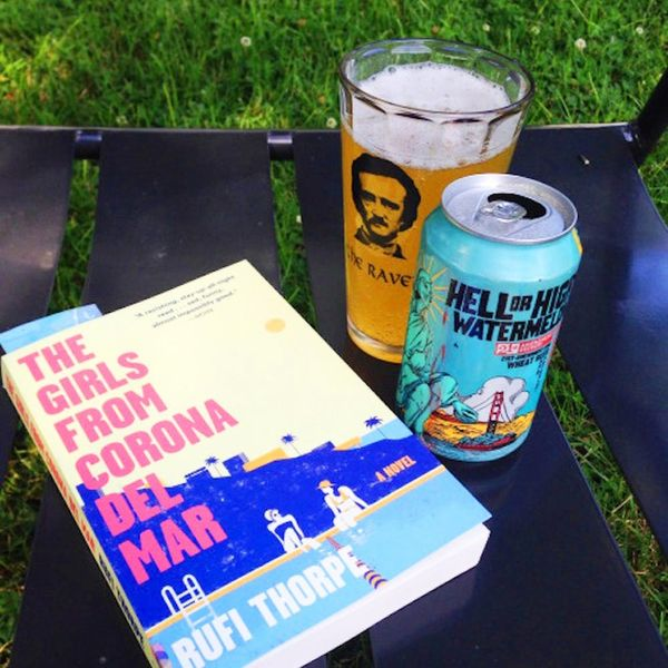 This Website Combines Your Favorite Things: Books + Beer