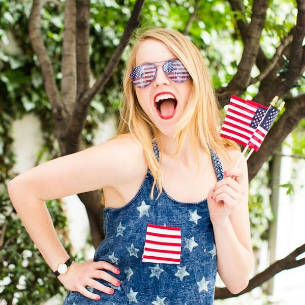 Celebrate 'Merica Right With Our Stars + Stripes Collection