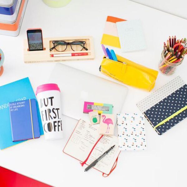 Good News: A Messy Desk Makes You More Creative