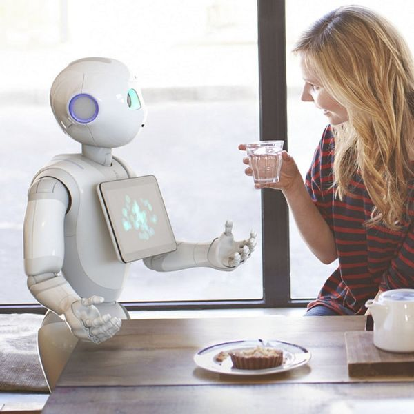 Why Your New BFF Might Be This Robot