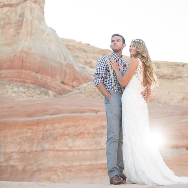 This Is What a Wedding in the Desert Should Look Like
