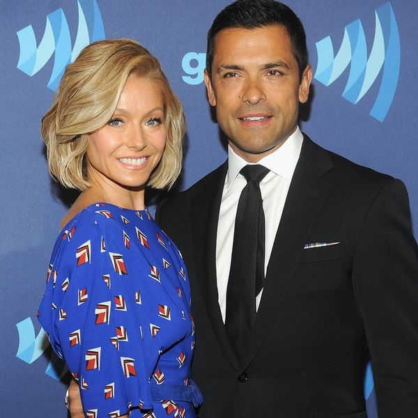 Kelly Ripa + Mark Consuelos' Kids Are Basically Their Mini-Mes