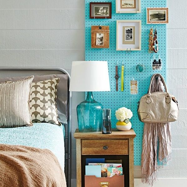 17 DIY Pegboards to Organize Every Room