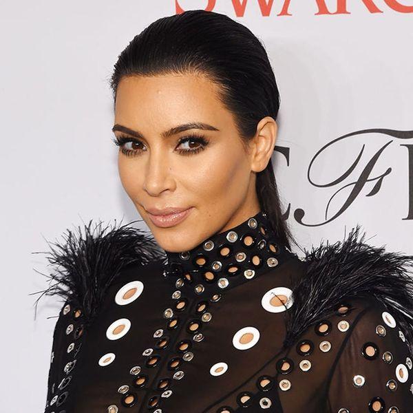 Kim Kardashian Finally Revealed the Gender of Her Baby
