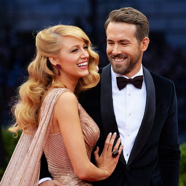 Blake Lively Celebrates Ryan Reynolds' 1st Father's Day With Best Pic Ever
