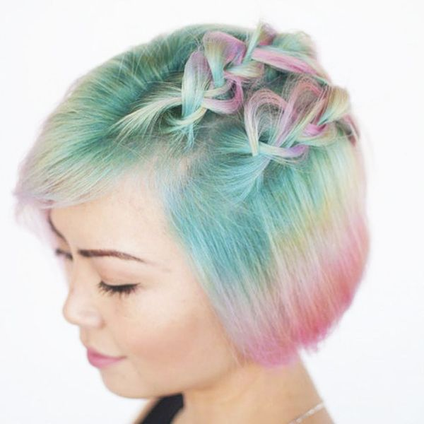 16 Double Braid Hairstyles That Are So Not for School Girls