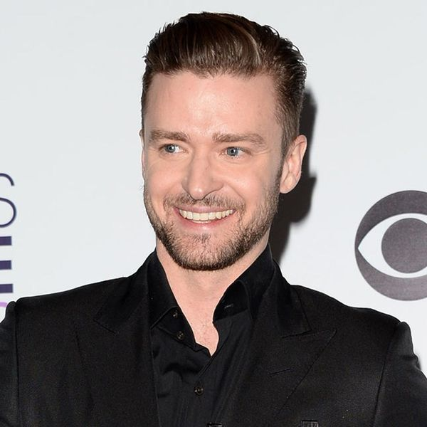 See the Cutest Father's Day Pic of Justin Timberlake + His Son