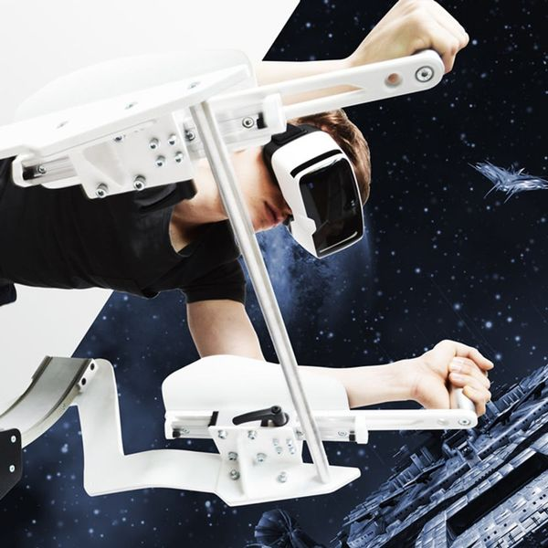 This Crazy Tech Will Make You Actually *Want* to Work Out