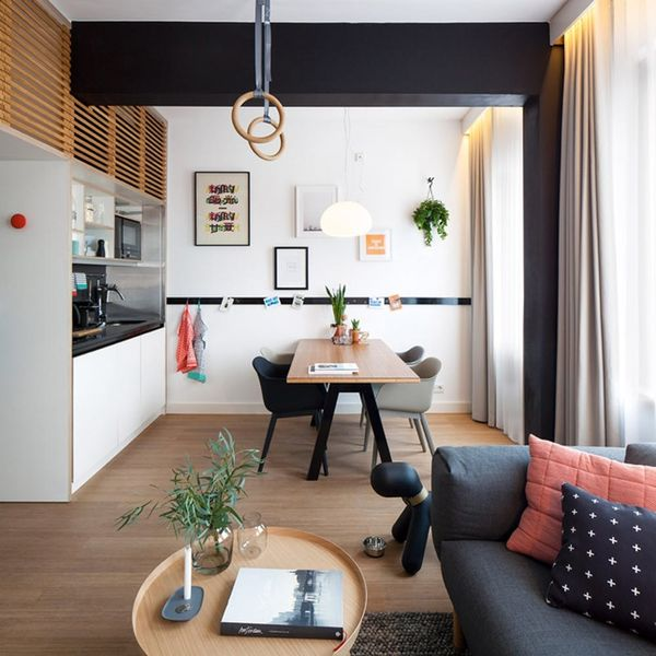 This Tiny Loft Is the Smartest Small Space You've Ever Seen