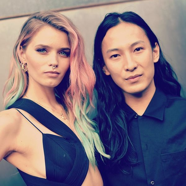 This Model's My Little Pony Hair Will Give You Serious Rainbow Hair Envy