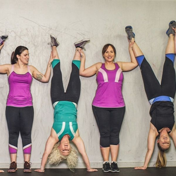How This Fitness Company Is Putting an End to Size Shaming
