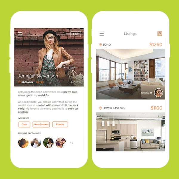 This App Will Help You Find a New Roommate, No Sweat