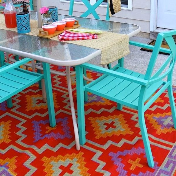 16 Ways to Upgrade Your Old Patio Furniture