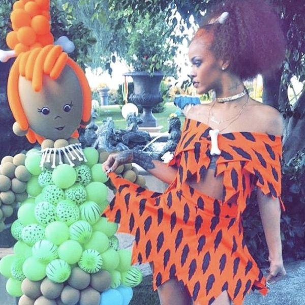 6 Ways to Throw a First Birthday Party like Rihanna (Really!)