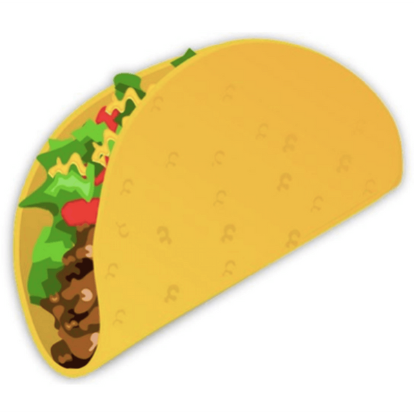 The Moment We've All Been Waiting For: The Taco Emoji Is Here!