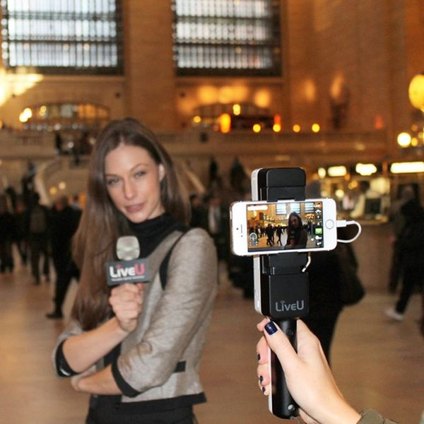 This News Will Make You Take the Selfie Stick Seriously