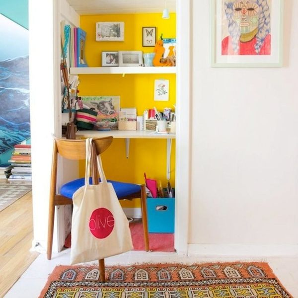 Small Space? 13 Creative Places to Fit a Home Office