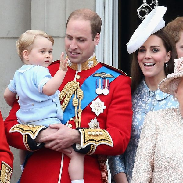 5 Photos That Prove Prince George Had a Better Weekend Than You
