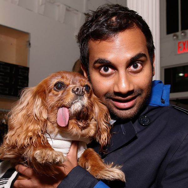 What Aziz Ansari + Other Comedians Can Teach You About Love