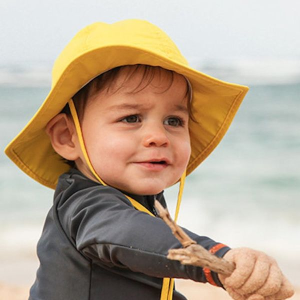 10 Ways Beyond Sunscreen to Protect Kiddos from the Sun