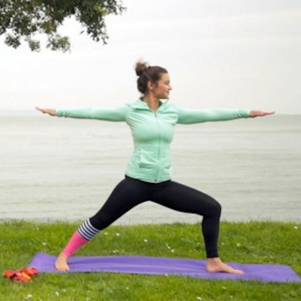 Do These 7 Yoga Poses Now to Relieve Stress