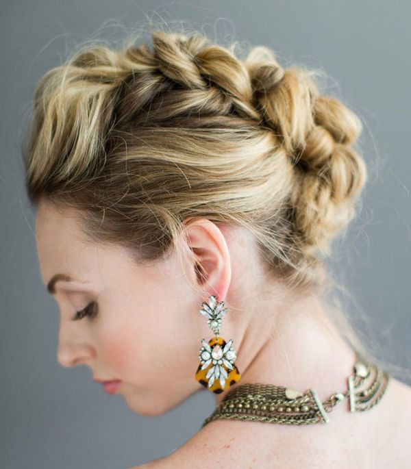 13 Seriously Pretty Ways to Rock a Faux Hawk