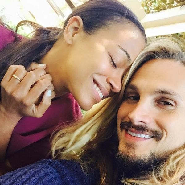 Zoe Saldana's Response to Haters Is So Good We'd Take Her Last Name Too