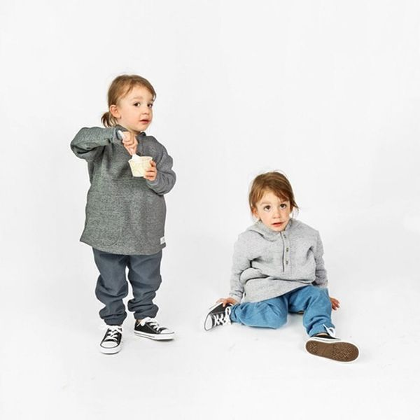 You'll Wish You Could Wear This Stylin' Gender Neutral Kids Clothing Line