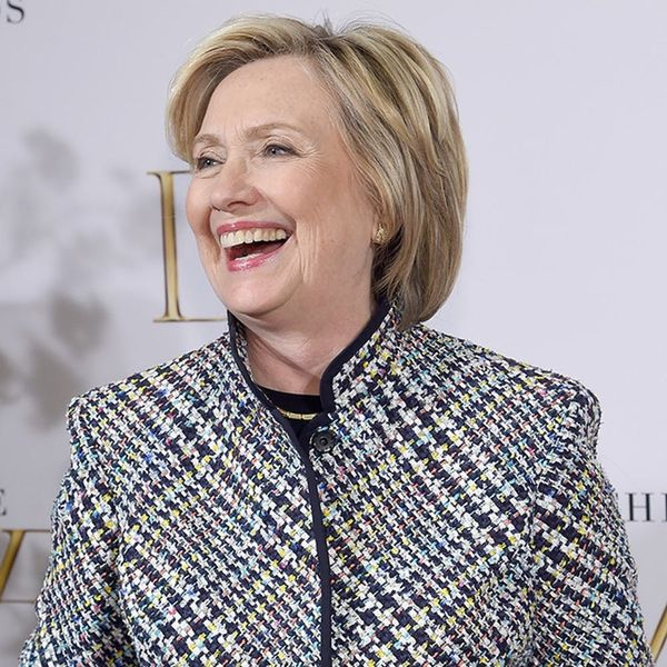 Hillary Clinton Just Joined Instagram + Her First Pic Will Make You LOL