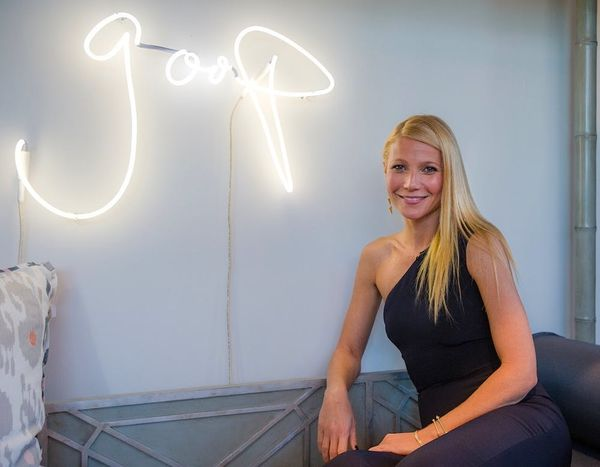 Get Excited! Gwyneth Paltrow Is Launching a New Product Line