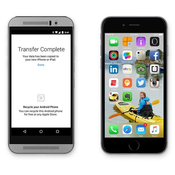 Apple's Just-Announced App Is Going to Make Leaving Android Insanely Easy
