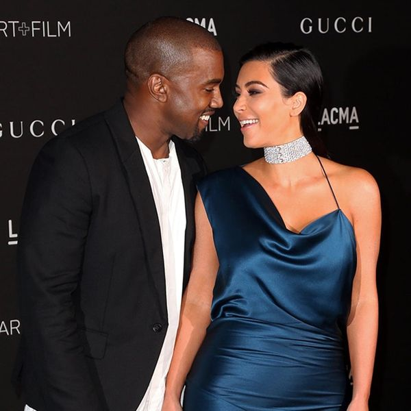 You May Be Surprised by This Kim + Kanye Baby Name Rumor