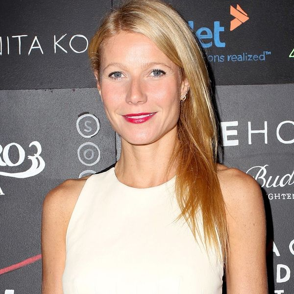 Why Gwyneth Paltrow's Family Photo Will Make You Do a Double Take