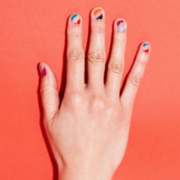 12 Manis That Will Make You Want Squoval Nails ASAP