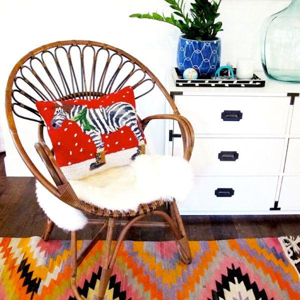 15 Creative Places to Use the IKEA Sheepskin Rug